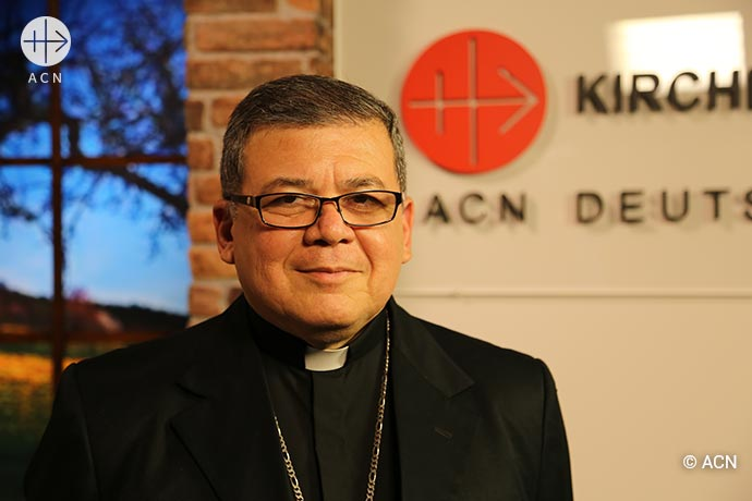 Archbishop Manuel Felipe Díaz Sánchez (63)
