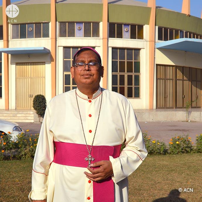 Archbishop Joseph Arshad of Islamabad-Rawalpindi