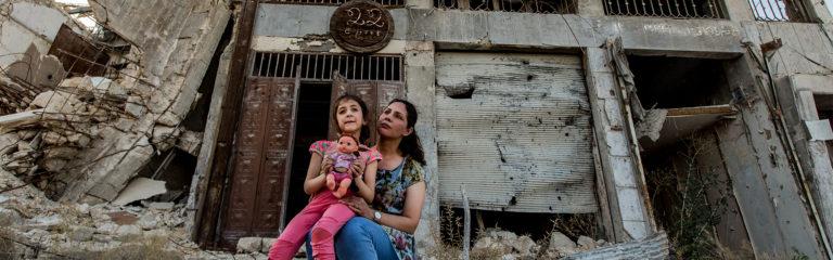 I cristiani in Siria hanno bisogno del tuo aiuto
