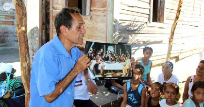 Success Story: help for a popular mission in Guamà II, in southern Cuba