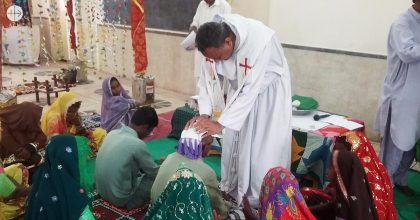 Support for the marriage and family apostolate of the Catholic Church in Pakistan