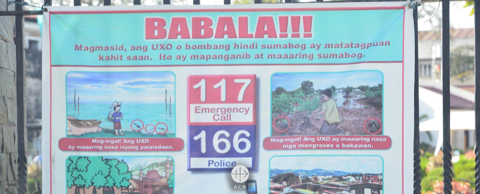 Filipino Church calls for prayer and solidarity following bomb attack