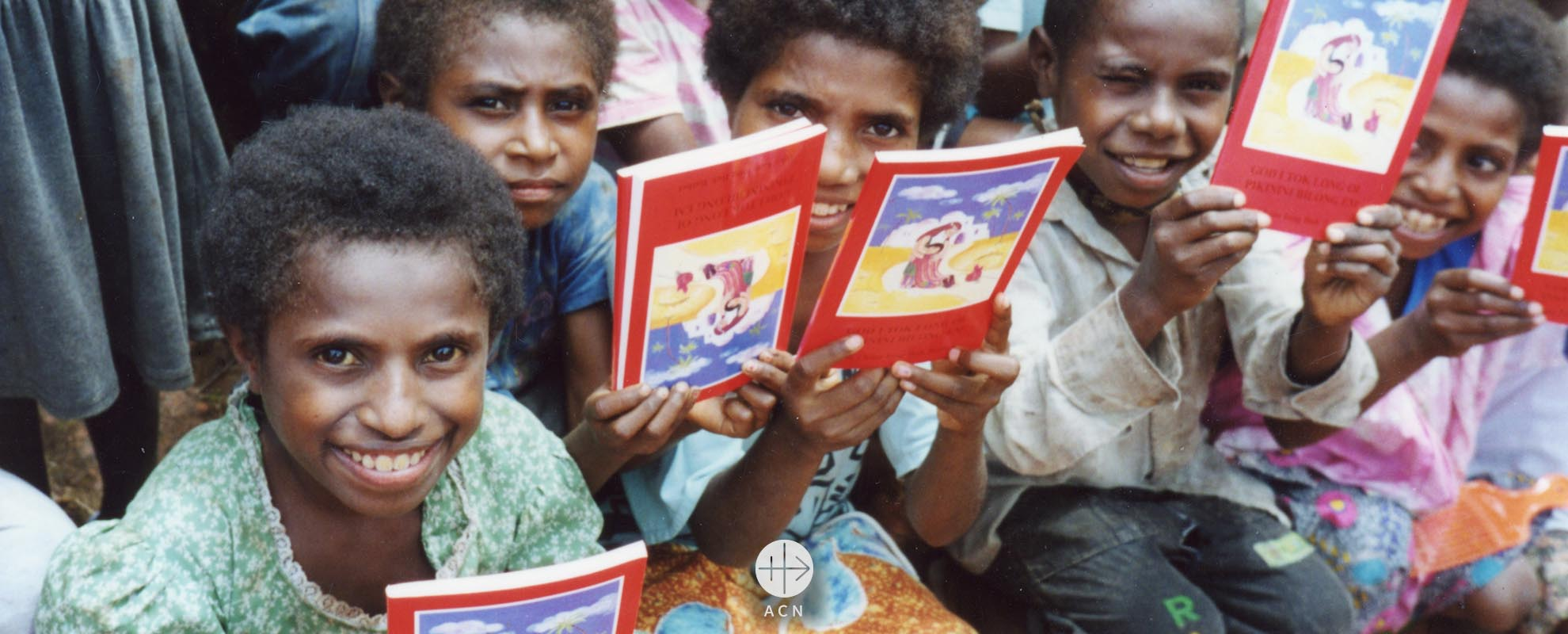 A secret global bestseller turns 40 Aid to the Church in Need's Children's Bible celebrates anniversary