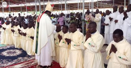 Help for the training of priests in a diocese threatened by Boko Haram terrorists in Cameroon