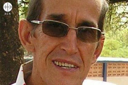 El misionero Padre Antonio Cesar Fernández.