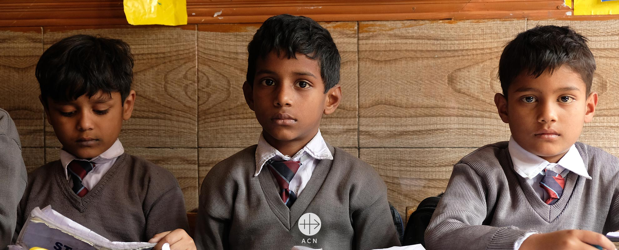 The church in Pakistan places its hope in educating the Christian minority and ensuring it has access to the educational system