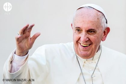 Pope Francis will soon be visiting Abu Dhabi.