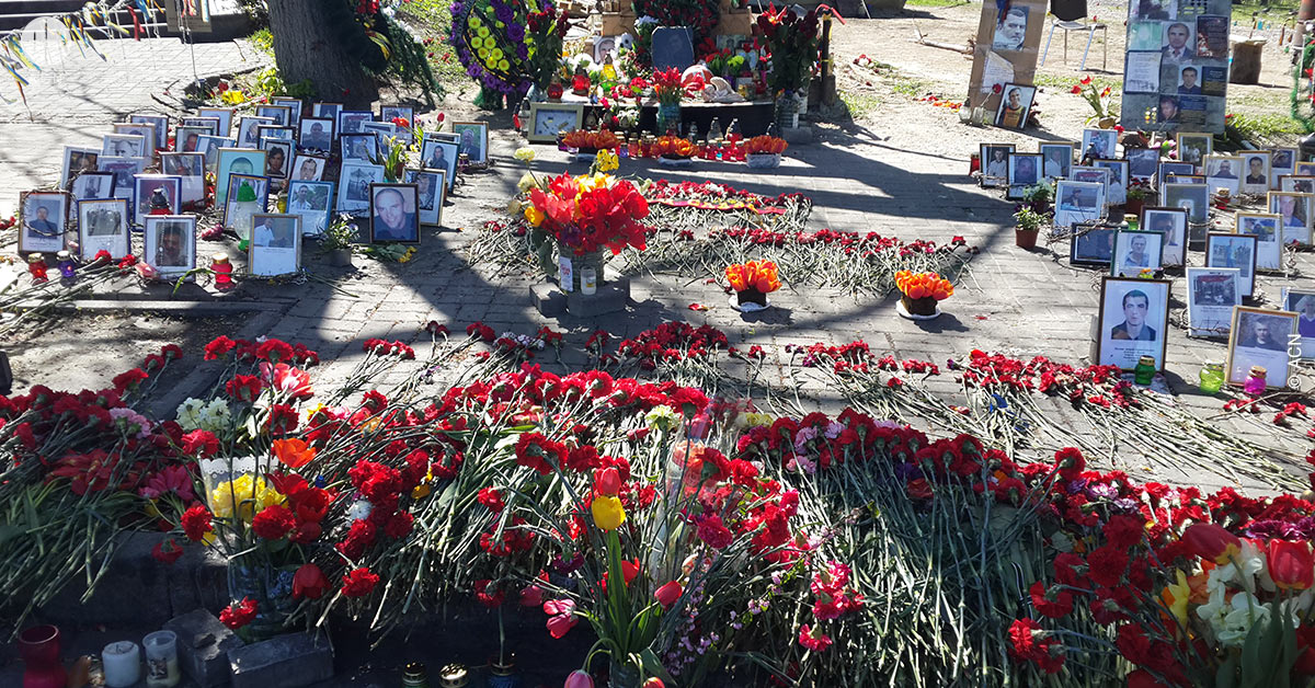 """Ukraine: """"People are yearning for oases of peace"""""""