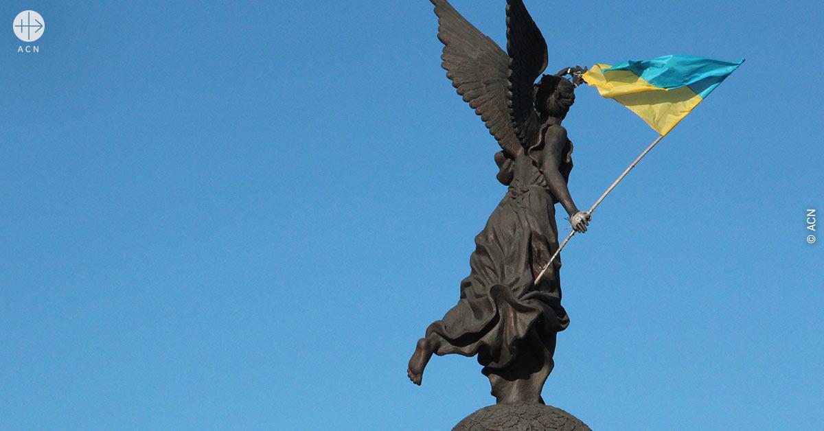 Ucrania: La fe está triunfando sobre el miedo