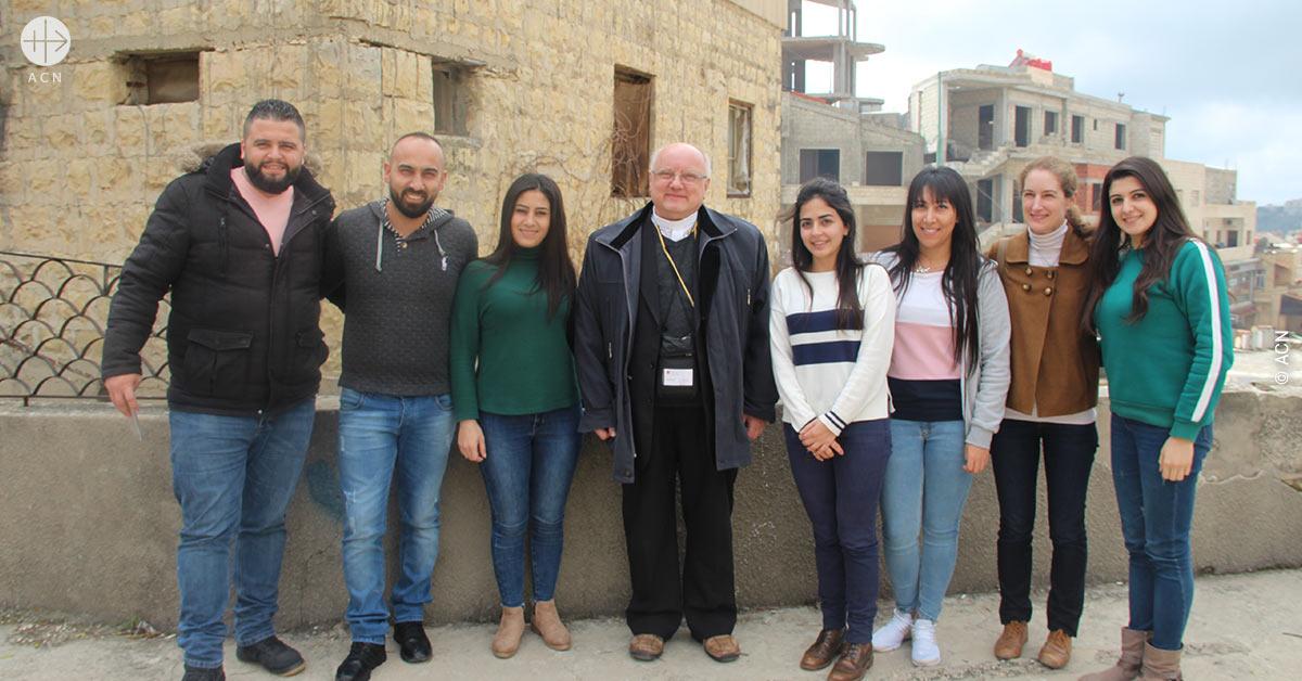 Siria: Miriam, la voz de Alepo