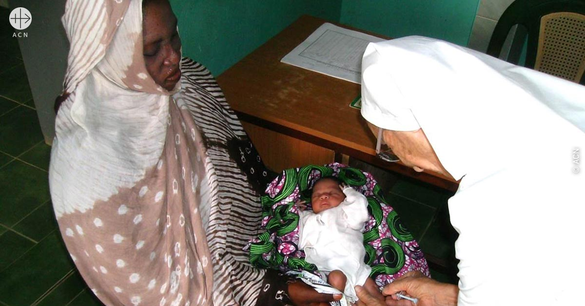 Mauritania, ayuda al sustento para 27 religiosas