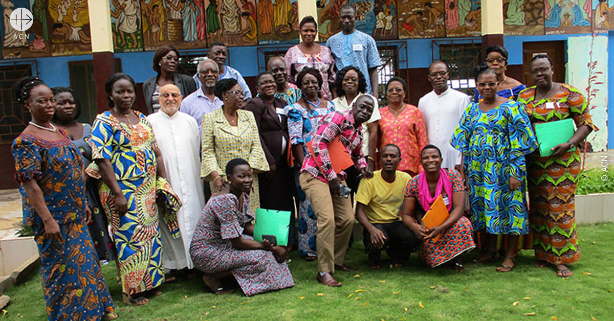 Togo: Support for the Catholic Family Life Federation