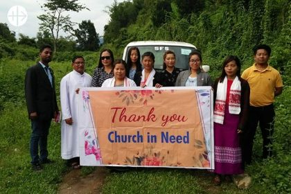 ACN International – Annual Report 2018: Over 111 Million Euros raised for the Church in need worldwide.
