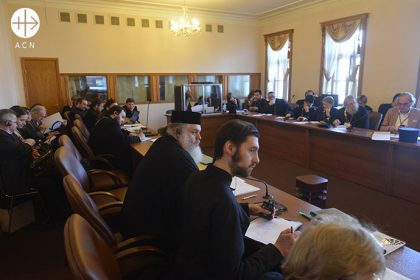 Russia: Support for an ecumenical conference in Moscow on the pastoral care of the psychologically sick .