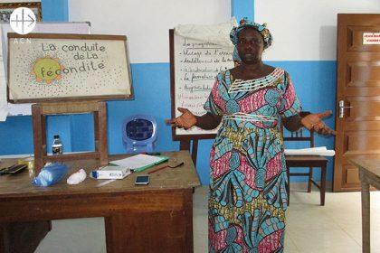 Togo: Apoyo al asesoramiento católico a las familias.