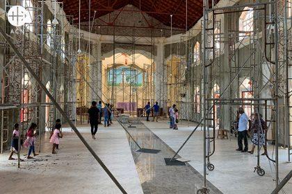 La Fundación Pontificia Aid to the Church in Need ha invertido más de 8 millones de euros en proyectos en Sri Lanka durante los últimos 15 años.