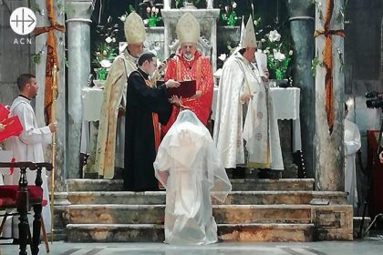 London priest ordained Archbishop in Iraqi hometown for Syriac Catholic Church.