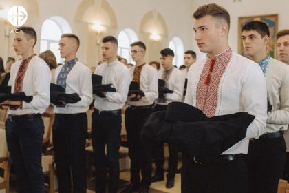 Ukraine: Help for the formation of 213 seminarians in the diocese of Ivano-Frankivsk.