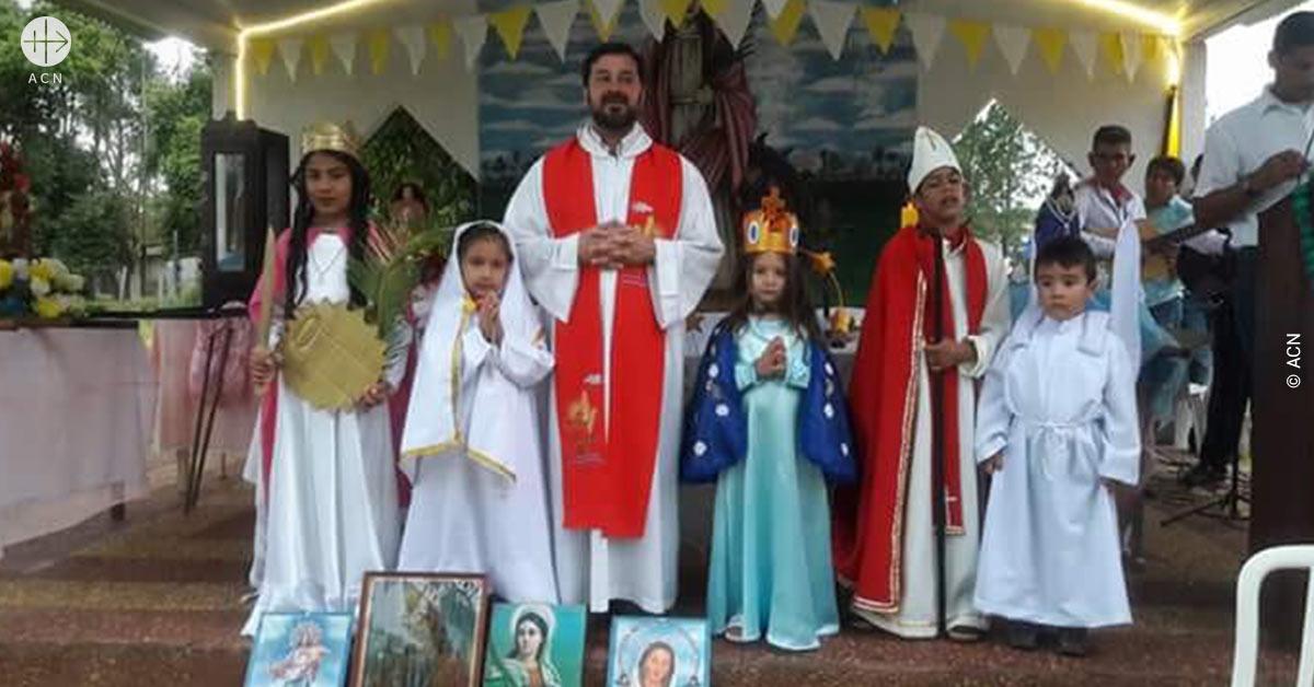 Paraguay: Estipendios de Misas para veinte Padres Franciscanos