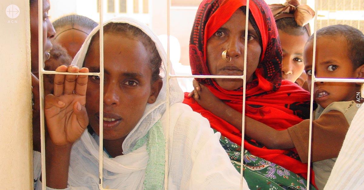 Después del cierre violento de clínicas de la Iglesia en Eritrea: «Como si se amputara un brazo a la Iglesia»