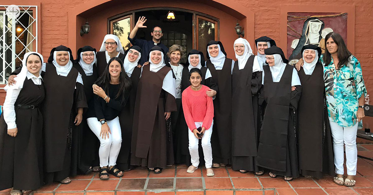 Uruguay: Support for an extension to the Carmelite convent in the diocese of Florida