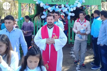 Paraguay: Mass stipends for 20 Franciscan priests.
