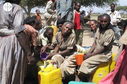 En Eritrea viven, como máximo, entre 120.000 y 160.000 católicos.