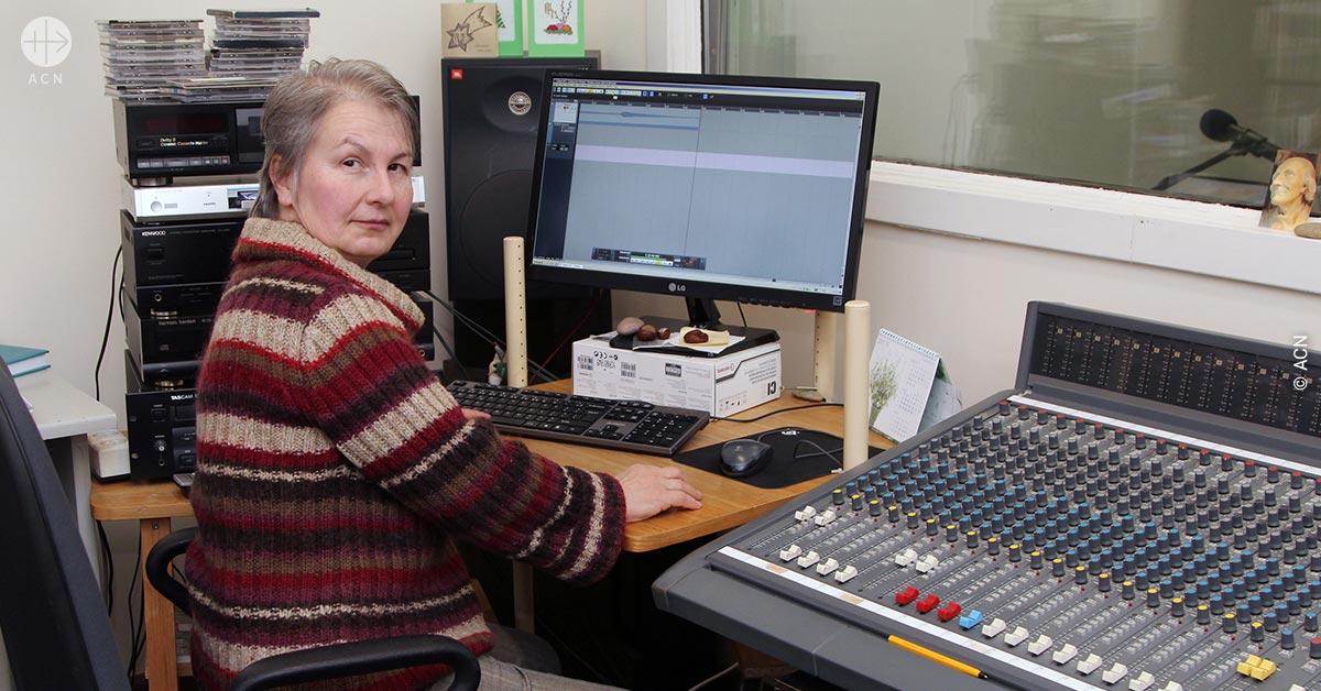 "Lithuania: Support for the Catholic radio station ""Mazoji Studija"""