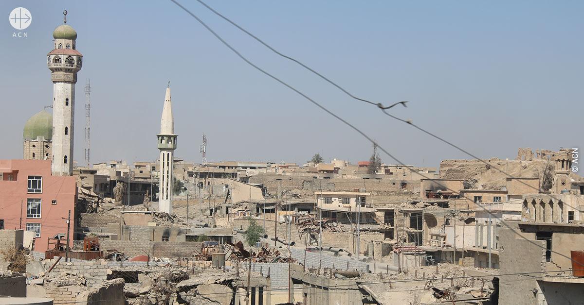 La batalla definitiva: ¿Qué queda del Cristianismo en Iraq cinco años después de la invasión del EI?