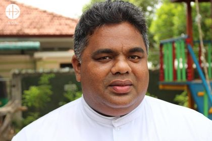 Father Prasad Harshan.