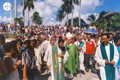 Cuba: A shepherd to my people.