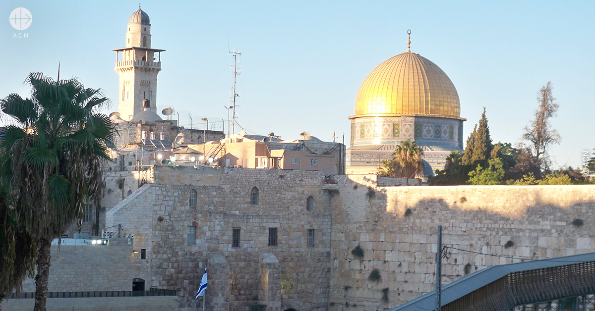 """Holy Land: """"Religious fundamentalism places Christians on the fringes of society"""""""