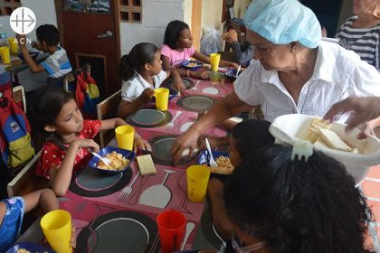 ACN has recently provided the diocese of La Guaira with 11 refrigerators and a cooker.