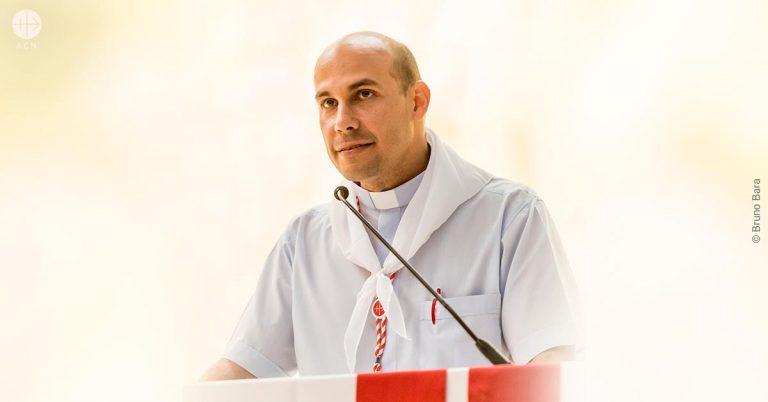 """""""Pase lo que pase la Iglesia de Cuba no se rinde ante las dificultades"""""""