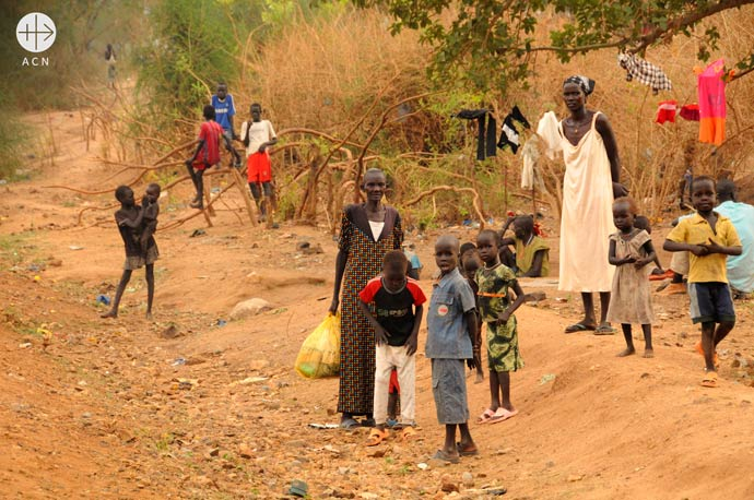 Refugees from South Sudan in the Apostolic Vicariate of Gambella
