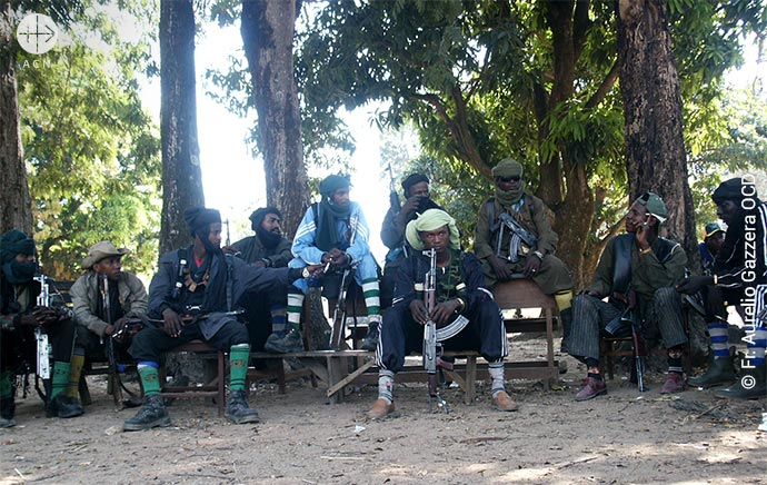 Central African Republic: Rebels