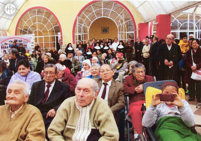 Help for the life and apostolate of 212 religious sisters in Bolivia and Peru