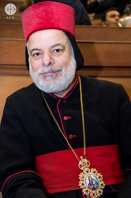 Mons Timothaeus Mosa Alshamany