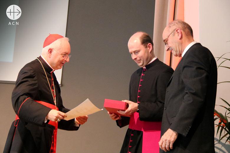 Mauro Cardinal Piacenza