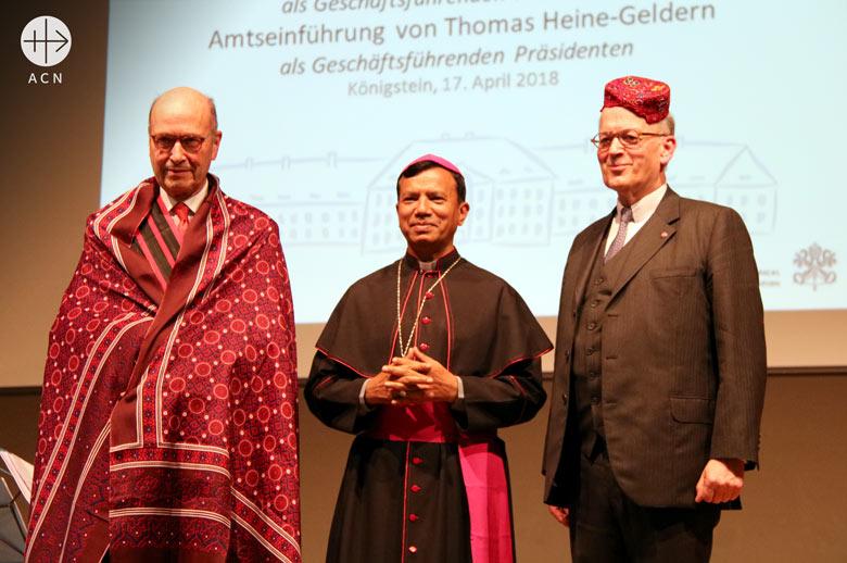 Archbishop Sebastian Shaw