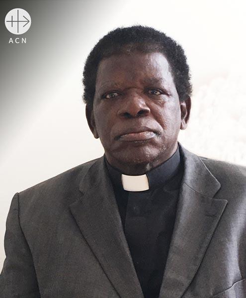 Father Tobias Bature