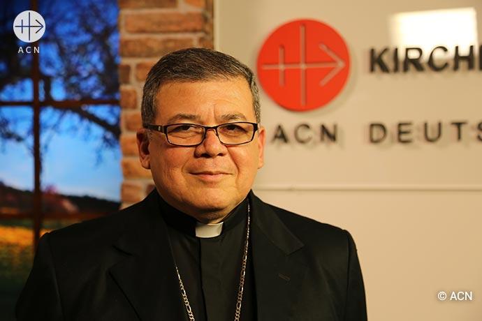 rchbishop Manuel Felipe Díaz Sánchez (63)