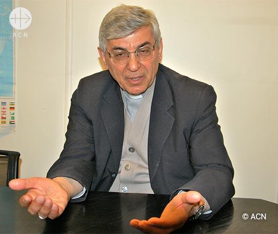 Archbishop Ramzi Garmou of Teheran