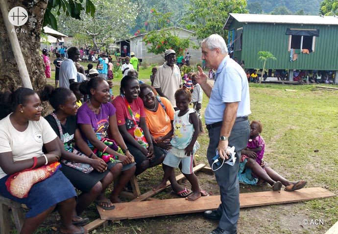 After 11 years of effort: new local priest ordained in the Solomon Islands
