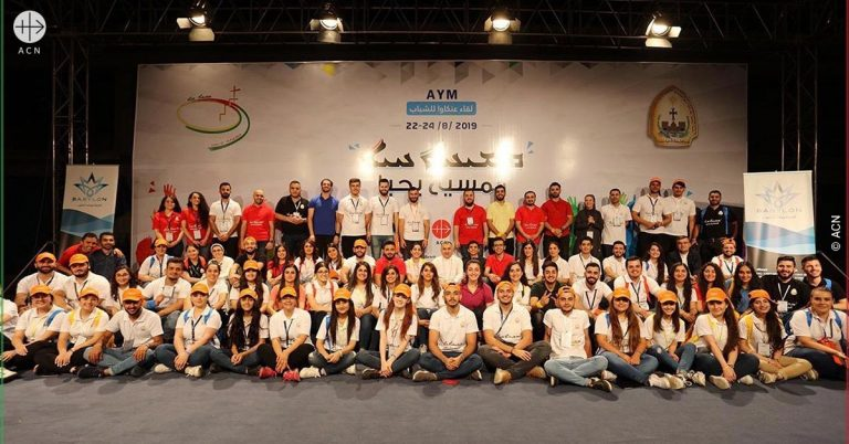 ACN supports big gathering for young Christians in Iraq