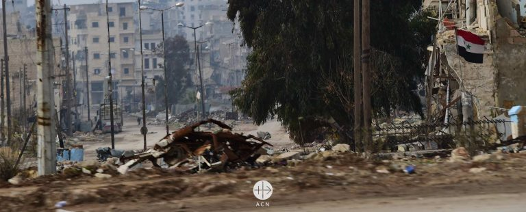 Aleppo is coming back to life