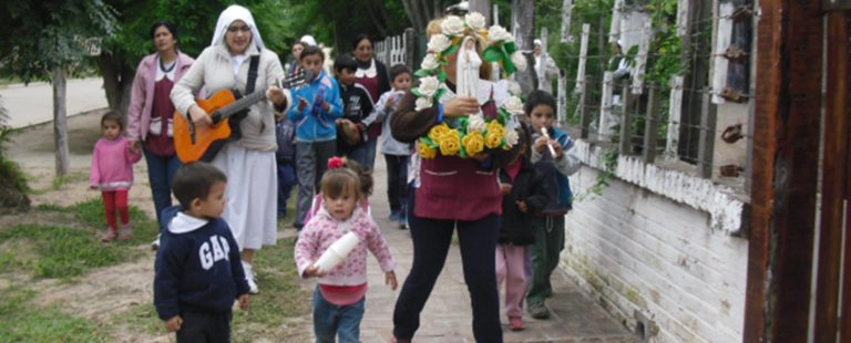 Argentina: Support for the life and apostolate of 38 religious sisters in the poorest diocese of the country