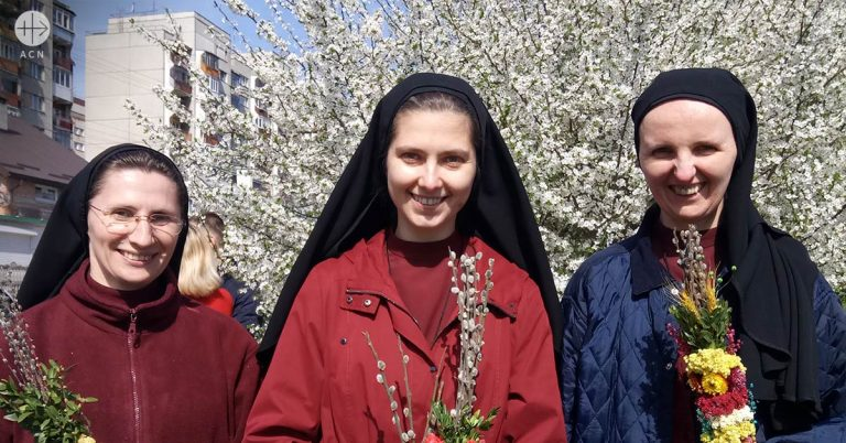 Ayuda al sustento para cuatro Hermanas Redentoristas en Lvov