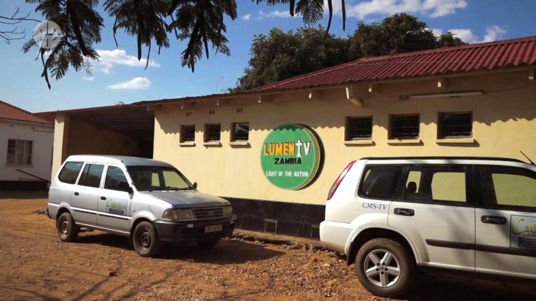Catholic TV station in Zambia: a powerful tool for evangelization