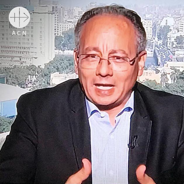 Dr. Emad Gad is a Member of the Egyptian House of Representatives and a professor of political science at Cairo University